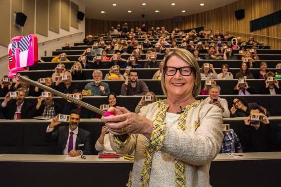 Professor Debbie Holley